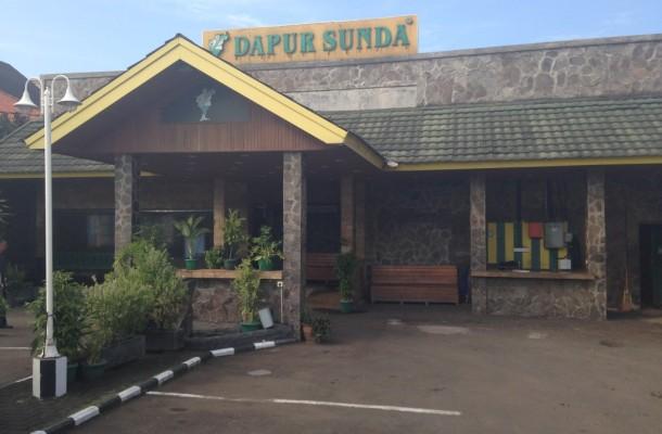 Kochen im Dapur Sunda, Indonesien, das beste Restaurant in Jakartas
