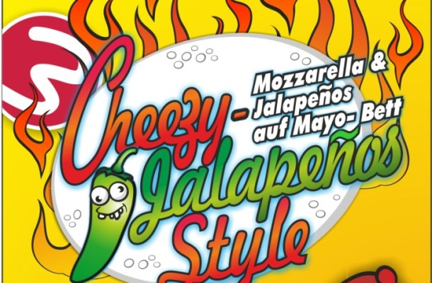 CHEEZY-JALAPEÑOS STYLE