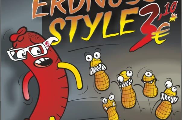 Erdnuss-Style