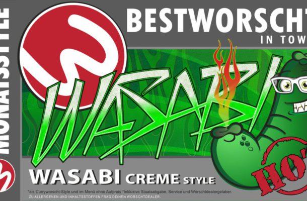 Wasabi Creme Style
